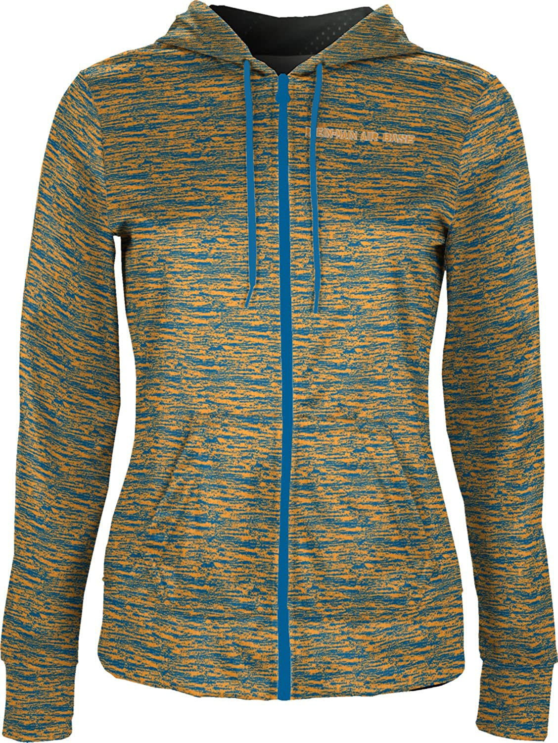 ProSphere Women's Rhein-Main Air Base Military Brushed Fullzip Hoodie