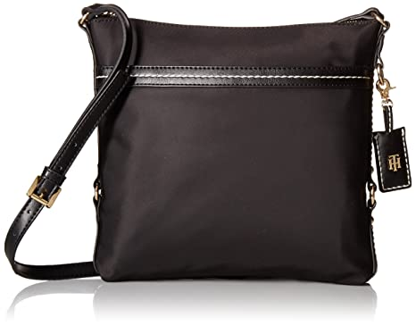 76fdafe8efe Tommy Hilfiger Crossbody Bag for Women Work Nylon: Handbags: Amazon.com