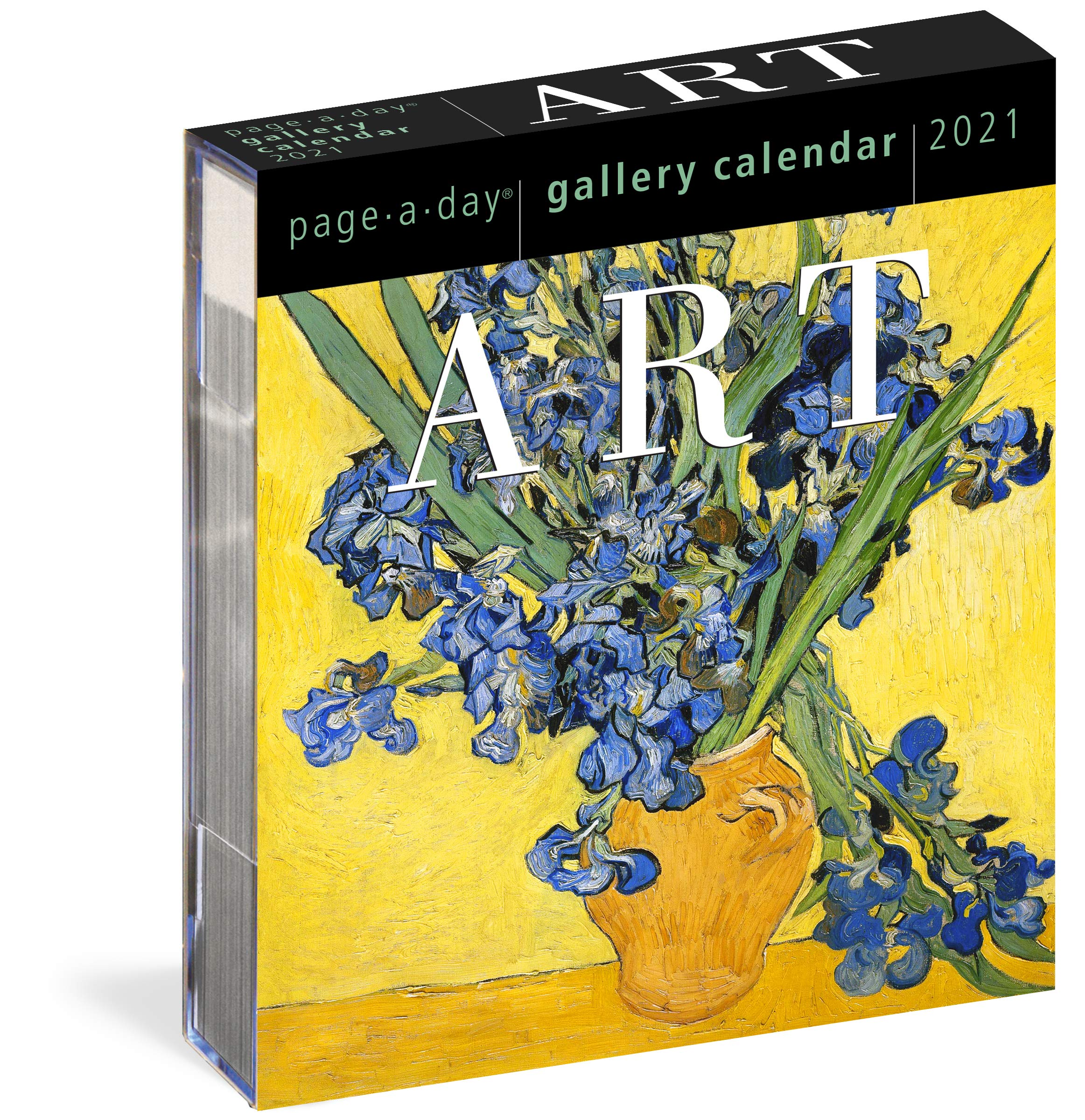 Page A Day Gallery Calendar 2021 Art Page A Day Gallery Calendar 2021: Workman Calendars