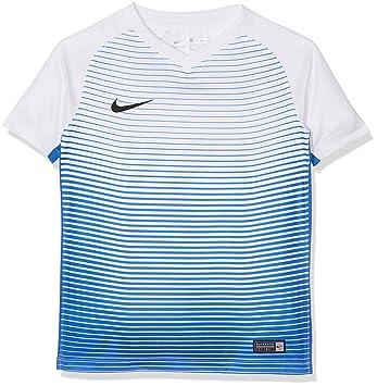 fa1a5b9d05d Nike SS YTH Segment IV JSY Camiseta de Manga Corta