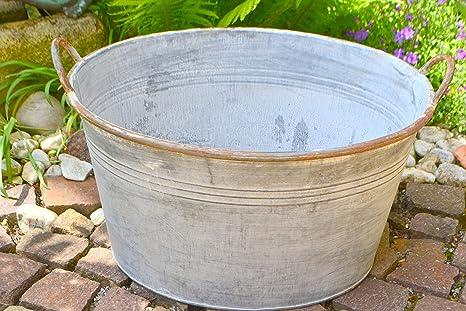 Vasca Da Bagno Di Zinco : Zinco vasca pratico impermeabile colore grigio chiaro della