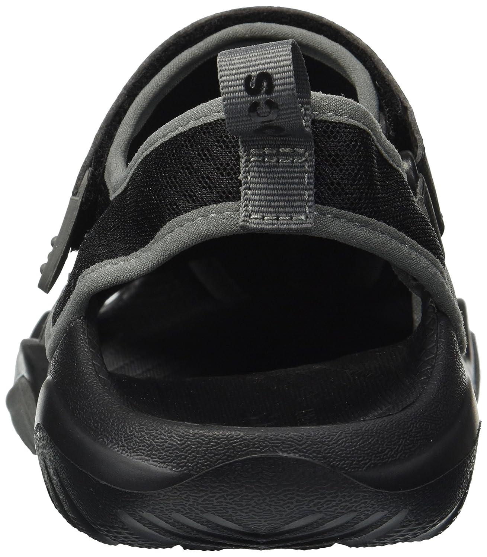 Crocs Men Herren Swiftwater Mesh Deck Men Crocs Geschlossene Sandalen Schwarz (schwarz 001) 37db60