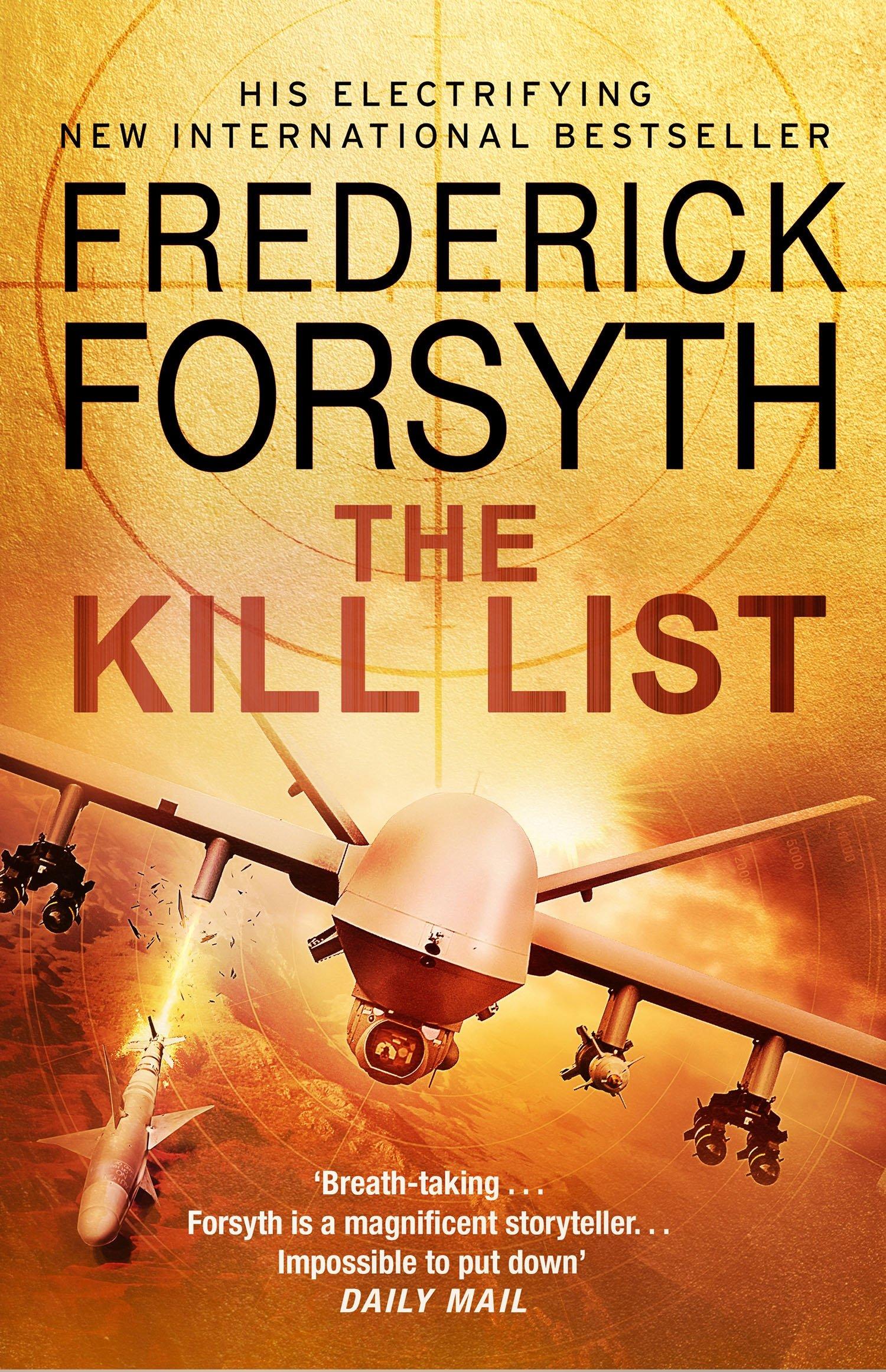 Kill List Frederick Forsyth product image