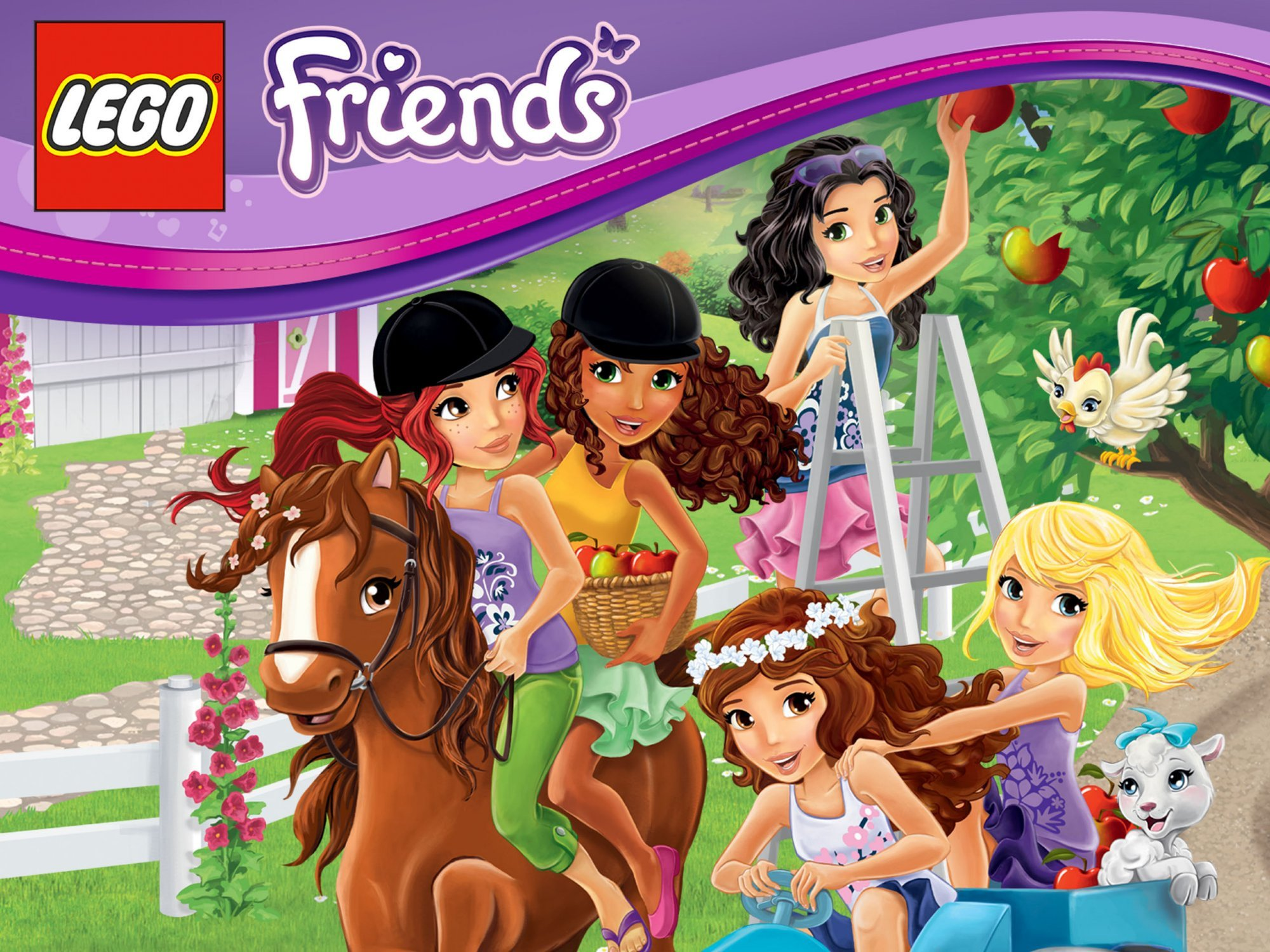 Amazoncom Watch Lego Friends Volume 1 Prime Video