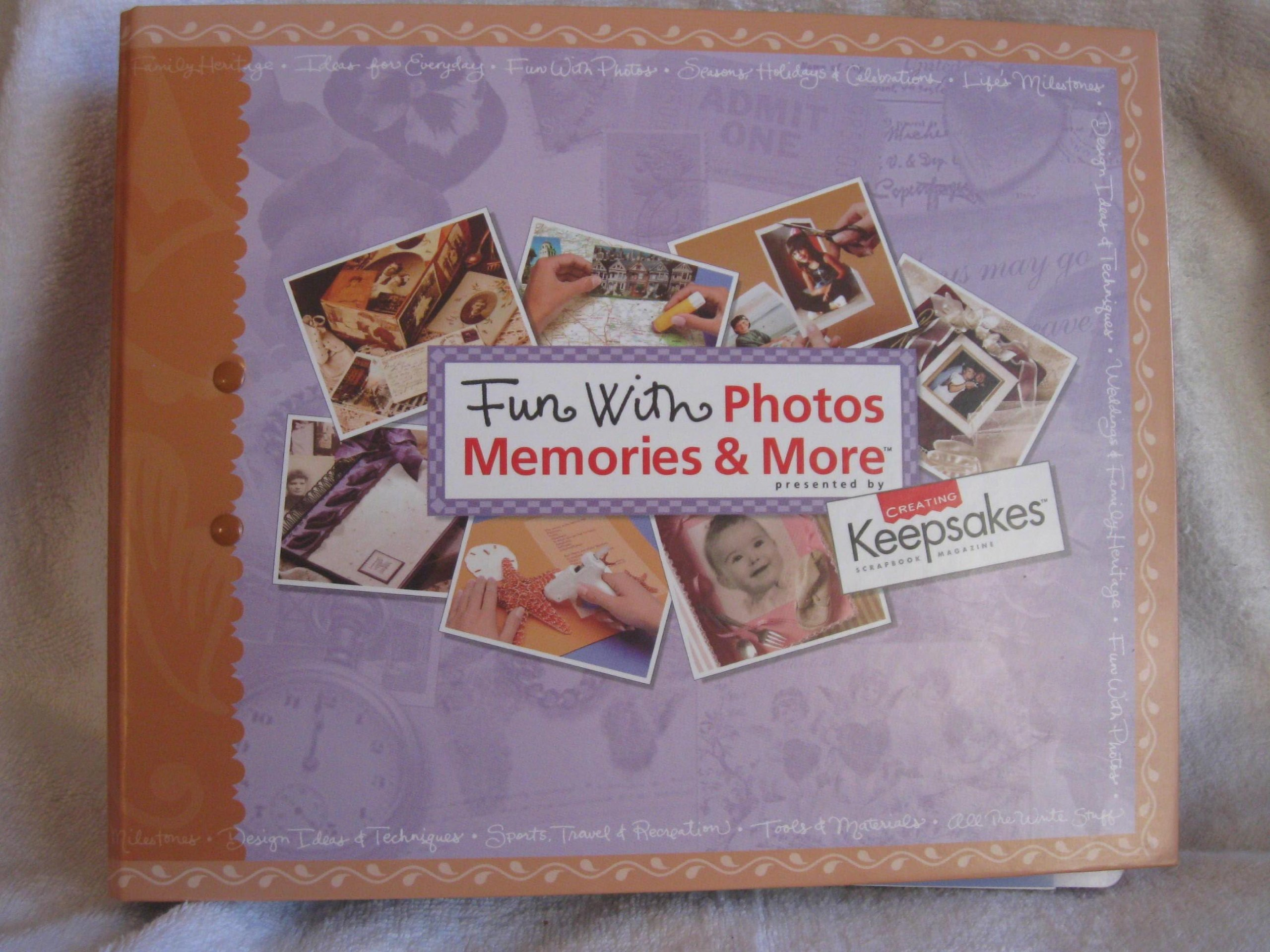 Read Online Fun With Photos Memories and More pdf