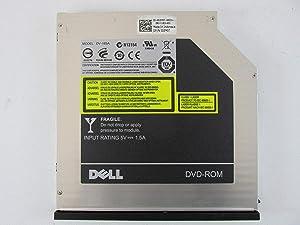 Dell E6410 DVD-ROM SATA Optical Drive DV-18SA 0D5M0T D5M0T Black