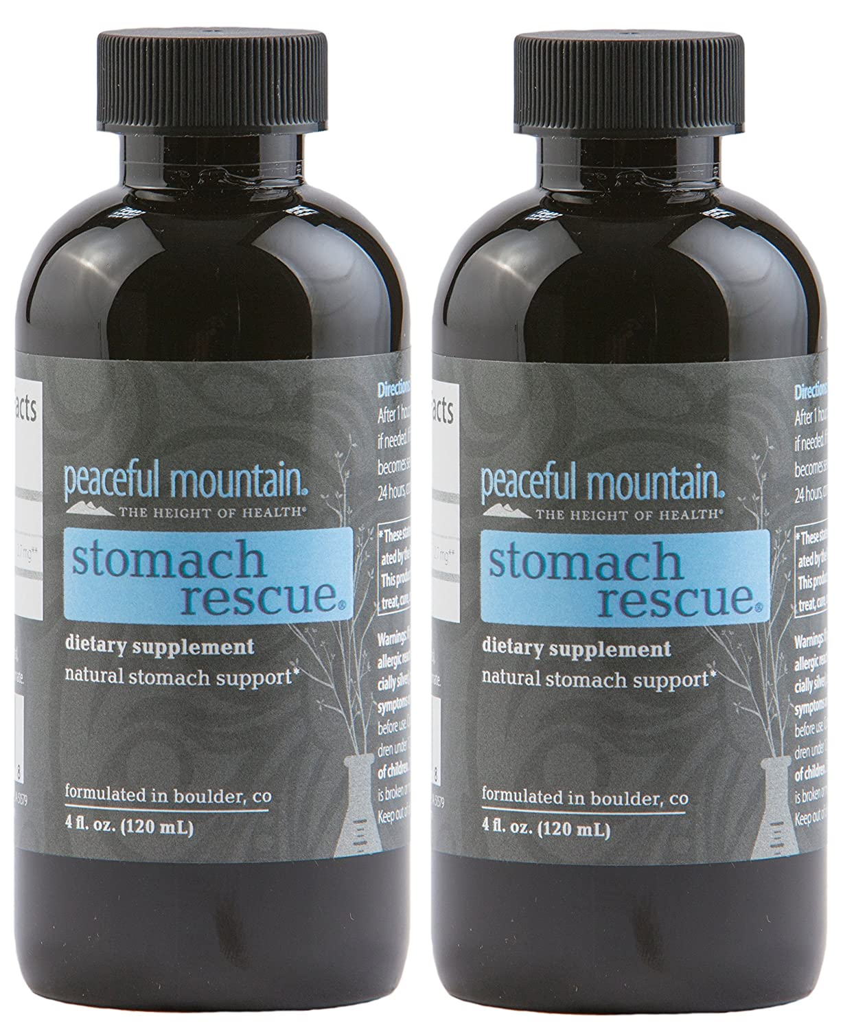 Image result for Peaceful Mountain Stomach Rescue