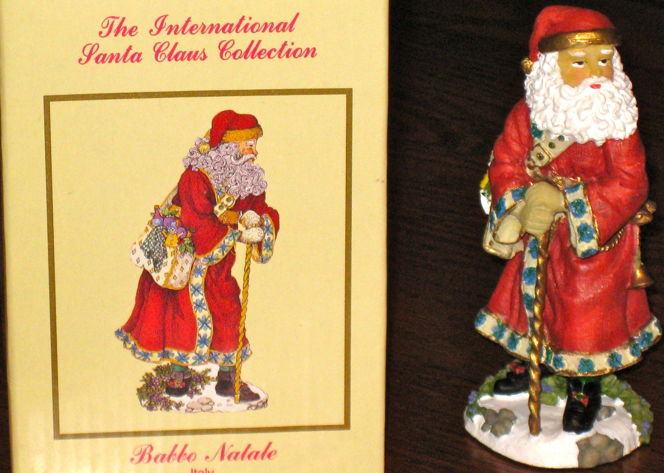 Babbo Natale Italy.Babbo Natale Babbo Natale Italy The International Santa Claus