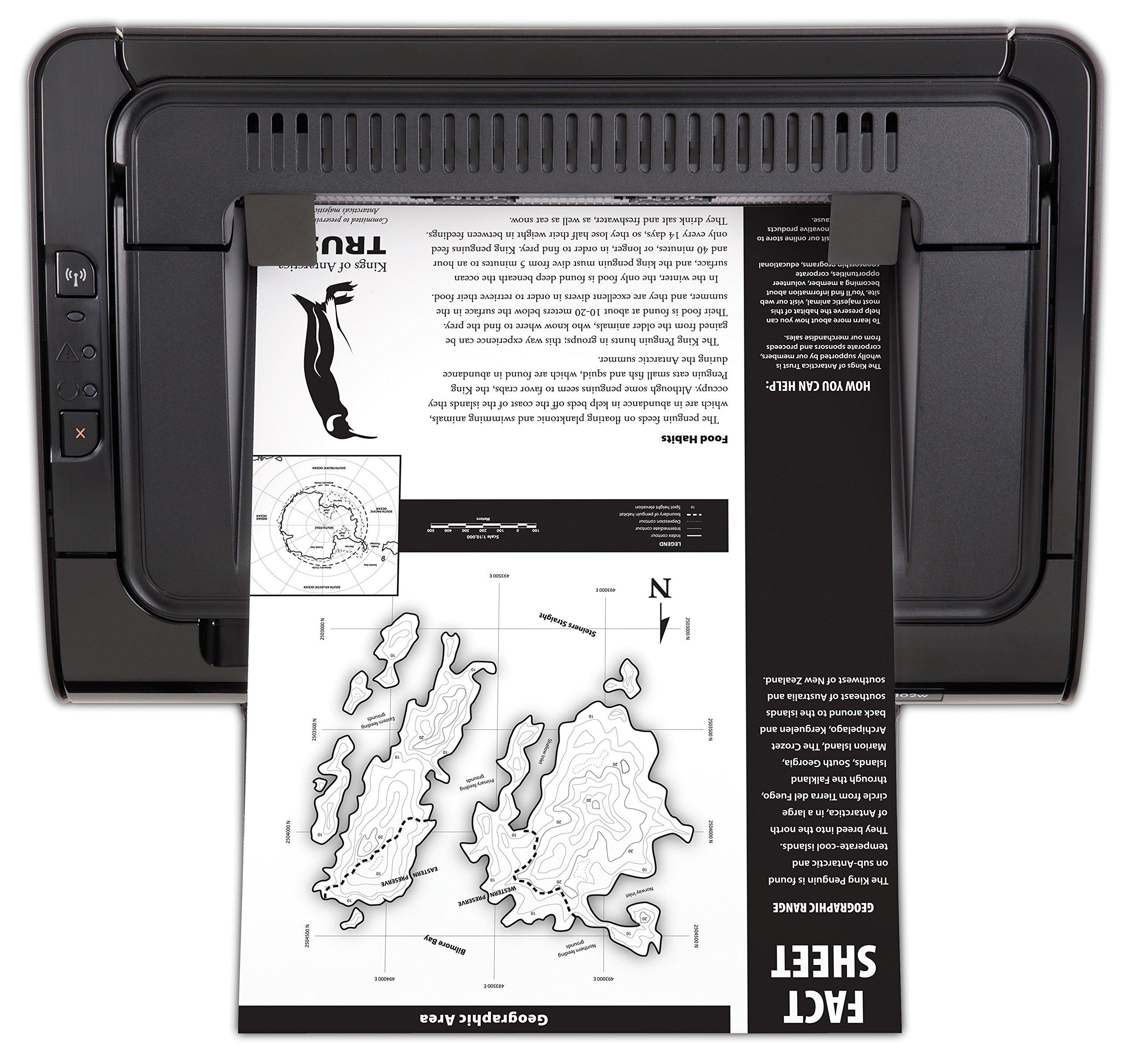 HP LaserJet Pro P1102w Wireless Laser Printer (CE658A) by HP (Image #4)