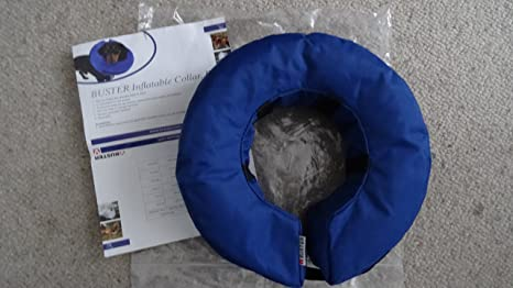 Buster - Collar Hinchable, L por Buster: Amazon.es: Productos para ...