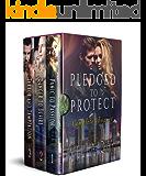 Pledged To Protect Complete Box Set: Three Romantic Suspense Romances