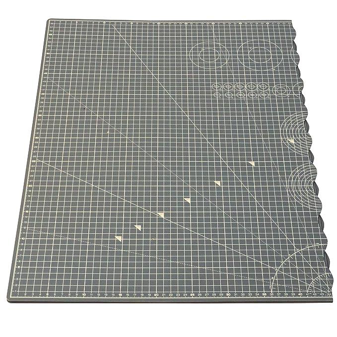 Profiqualität A1 60x90cm Schneideunterlage 5-lagig Schneidematte selbstheilend