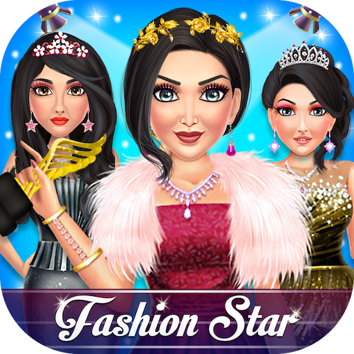 (Fashion Star Makeover : Hollywood Actress Dress)