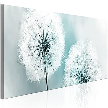 Murando   Bilder Pusteblume 135x45 Cm   Vlies Leinwandbild   1 Teilig    Kunstdruck   Modern