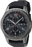 Samsung Reloj Gear S3 frontier color gris espacial (space gray), SM-R760NDAAMXO