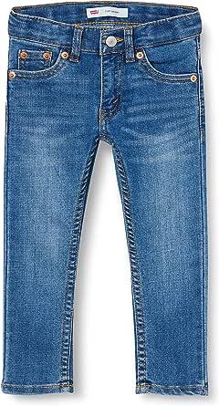 Levi's Kids Pantalones azul para Niños - Lvb 510 Skinny Fit Jean
