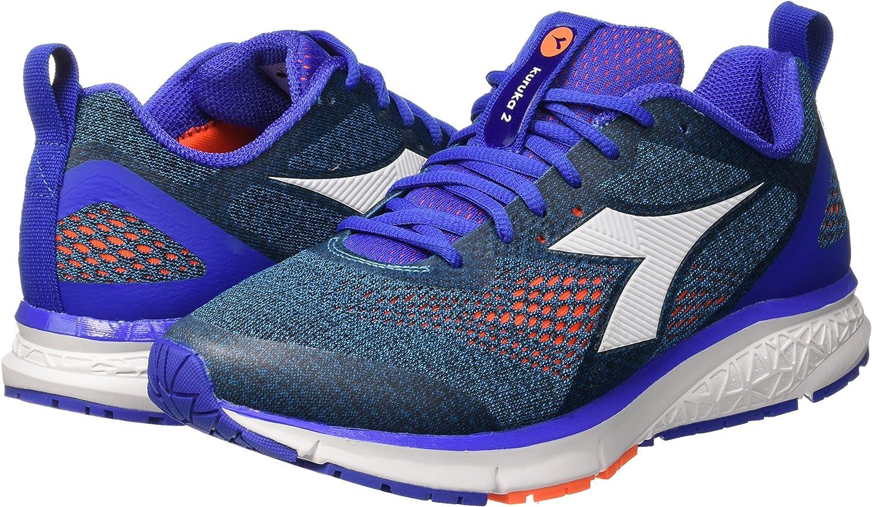 Diadora - Zapatilla de Running Kuruka 2 para Hombre: Amazon.es: Zapatos y complementos