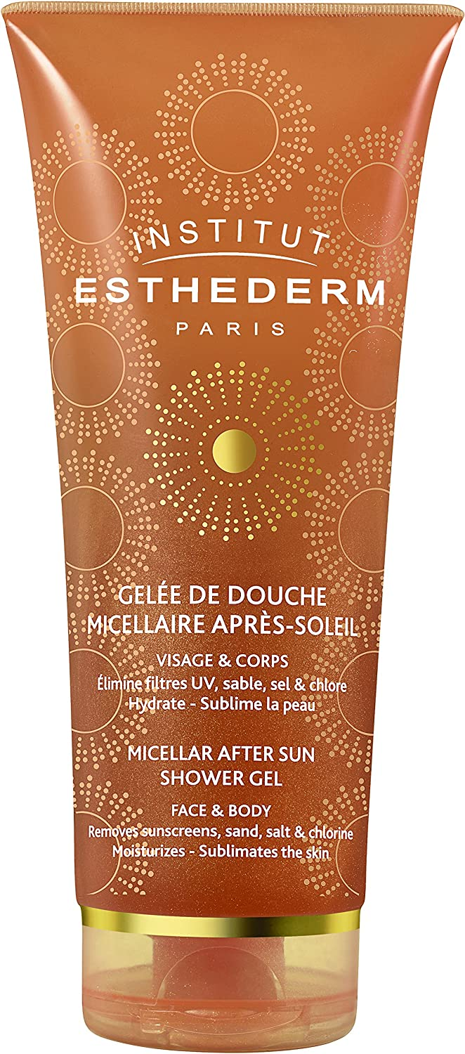 Institut Esthederm Micellar After Sun Shower Gel 200ml