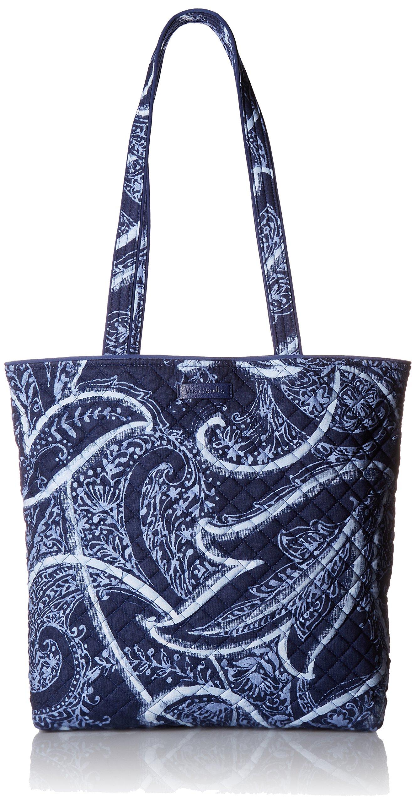 Vera Bradley Iconic Tote Bag, Signature Cotton, Indio, Indio, One Size