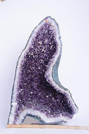 Amethyst Amethyst Geode, Amethyst Stone Mineral Quality A AM00568