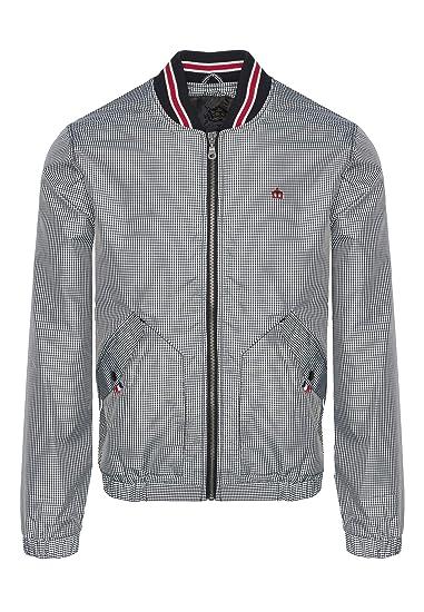 df480af6608cd Men Checkered Monkey Jacket Bravo: Amazon.co.uk: Clothing