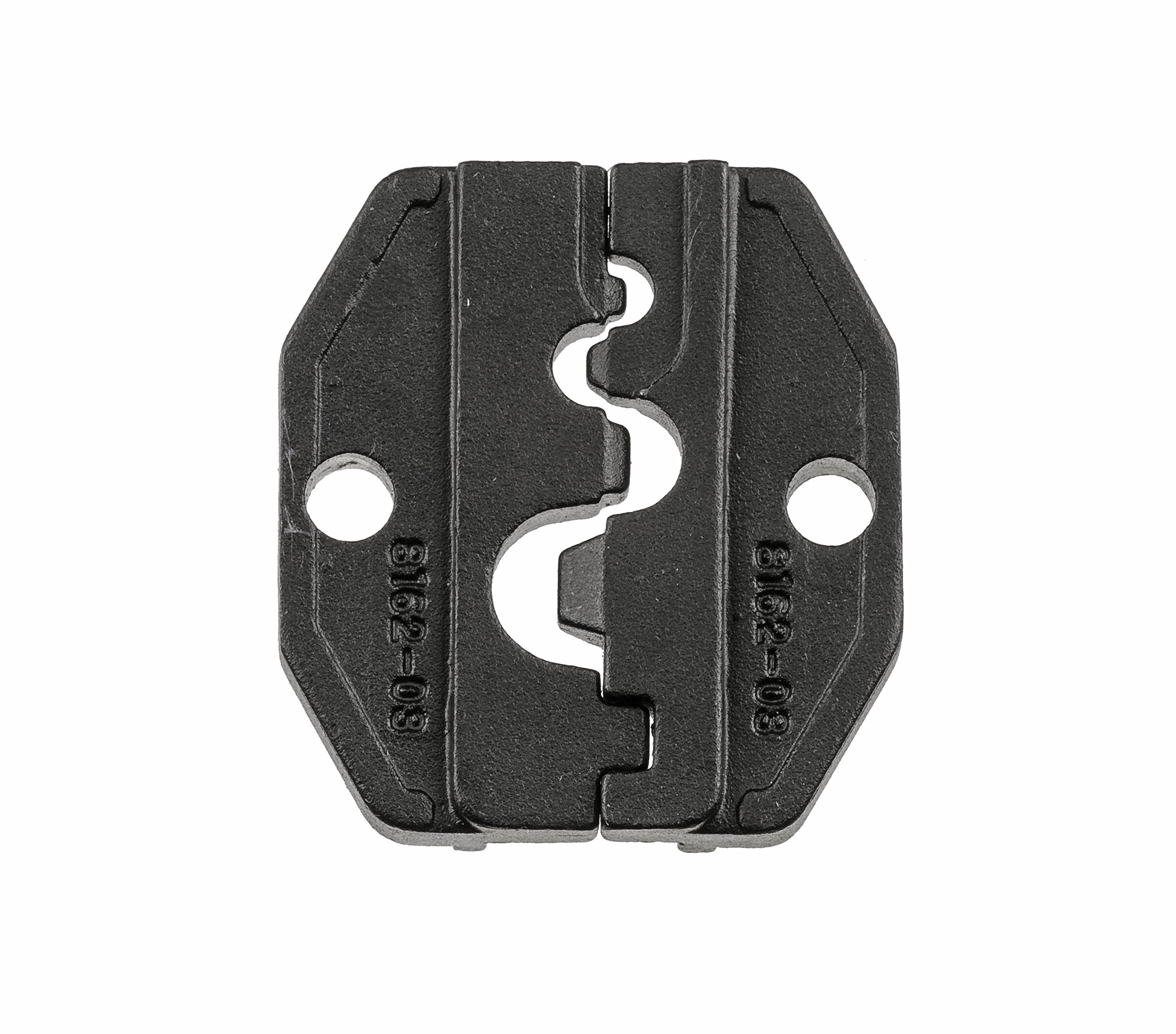 ARES 70263 | Non-Insulated Terminals Crimper Die | Works with ARES 70005 | For Use with 8-22 AWG Non-Insulated Terminal Connectors