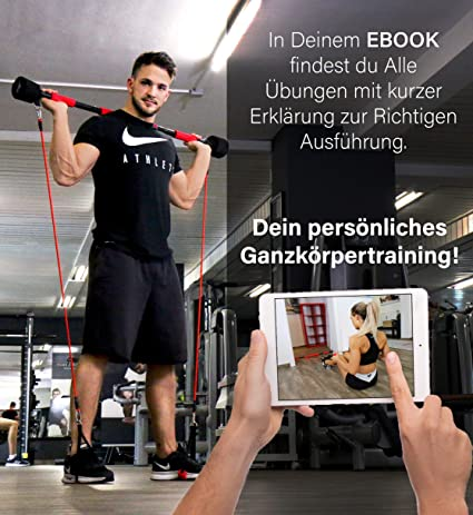 SHAPERZ Body Trainer Fitness Deporte y de Dispositivo de Entrenamiento para Hombre & Mujer Cuerpo Entero Entrenamiento