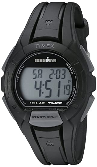 Timex De los Hombres Ironman Esencial 10 Reloj de tamaño Completo: Timex: Amazon.es: Relojes