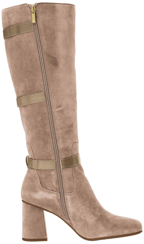 Franco Sarto Women's 9.5 Knoll Knee High Boot B0751NB3BY 9.5 Women's B(M) US|Cocco d76cf2