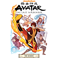 Avatar: The Last Airbender--The Search Omnibus (English Edition)