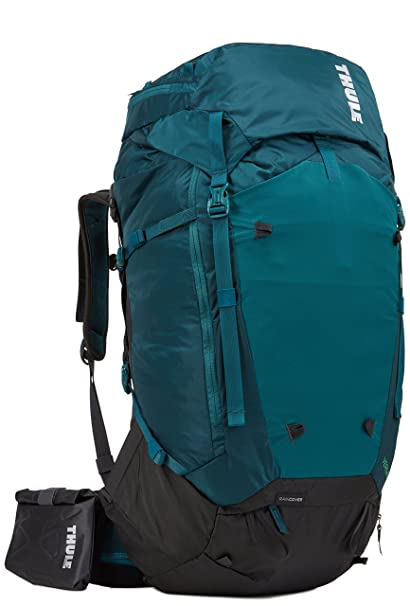 aacf281e0 Amazon.com : Thule Versant 50L Women's Backpacking Pack, Deep Teal ...