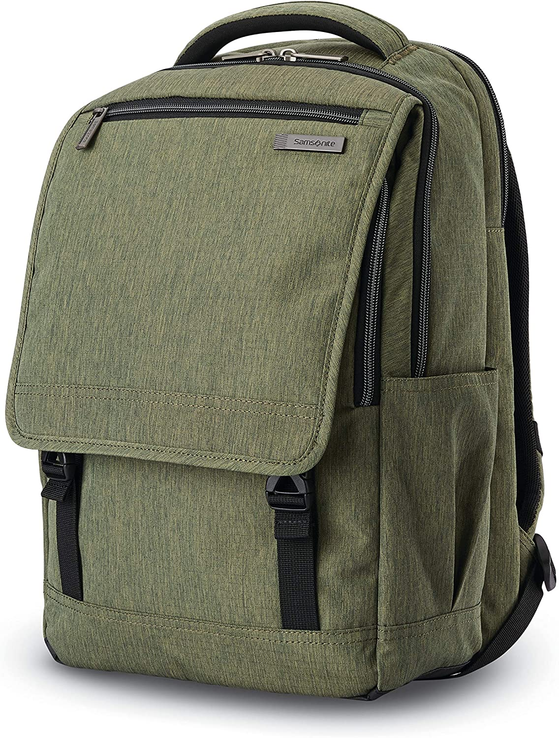 Samsonite Modern Utility Paracycle Laptop Backpack, Olive, One Size