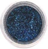 Royal Blue Disco Glitter Dust, 5 gram container