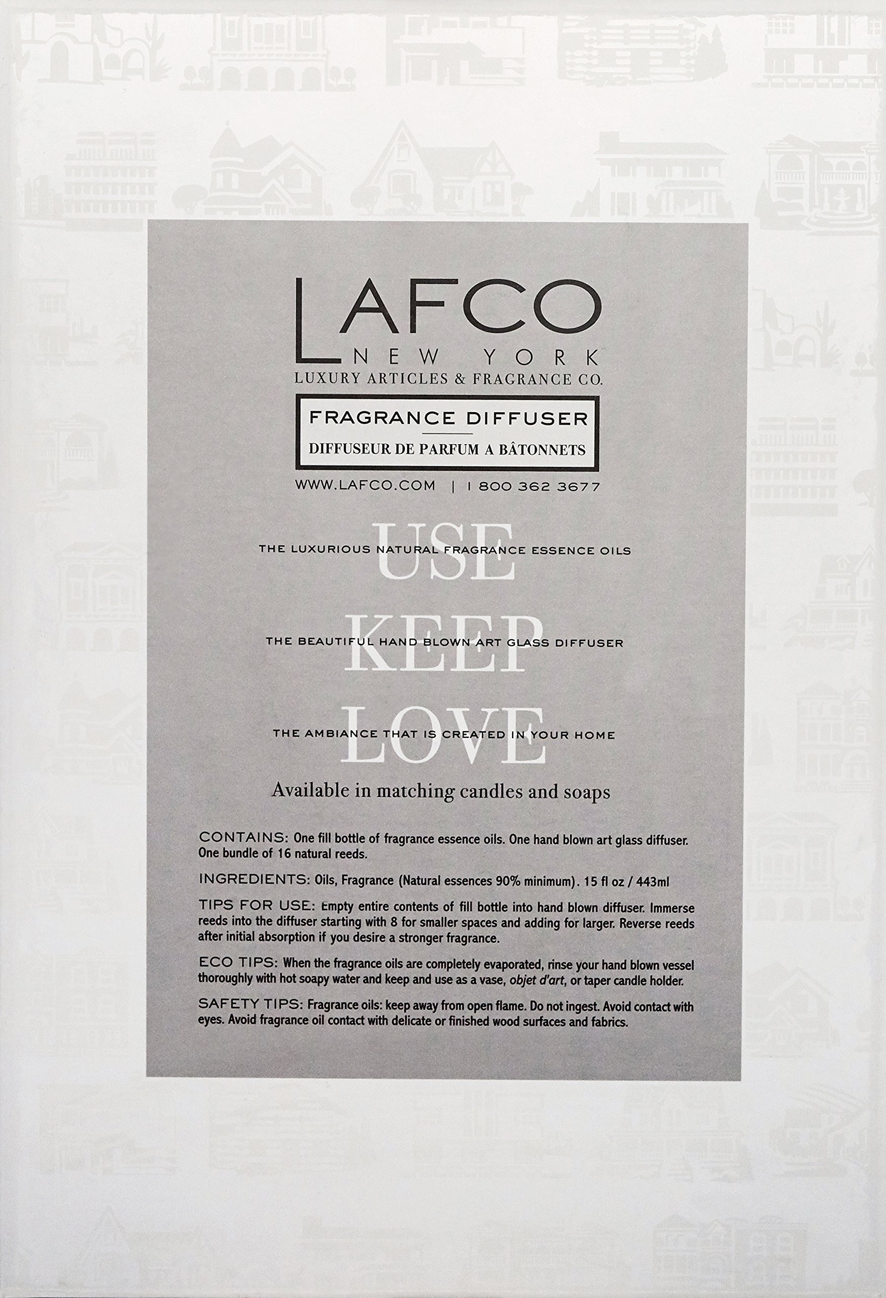 LAFCO House & Home Diffuser, Penthouse Champagne, 15 Fl Oz by LAFCO (Image #2)