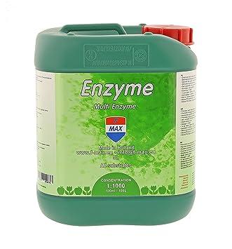 F de Max Multi enzimas 5 litros Booster, raíz Booster, Root ...