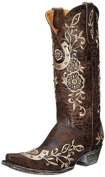 Women's Lucky Western Boot