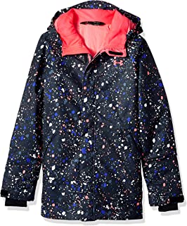 Amazon.com: Under Armour Girls ColdGear Infrared Gemma 3-in ...