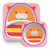 Skip Hop Baby Zoo Little Kid and Toddler Melamine