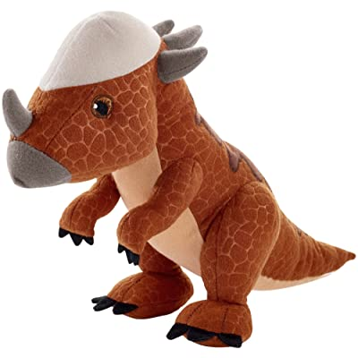 Jurassic World Basic Plush Stygimoloch Figure: Toys & Games