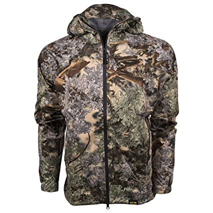 amazon com king s camo xkg windstorm peak camo rain jacket sports