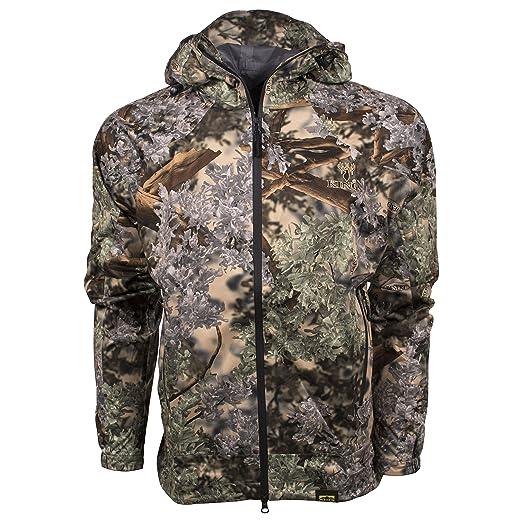 8d2c68c842b40 Amazon.com: King's Camo XKG Windstorm Peak Camo Rain Jacket: Clothing
