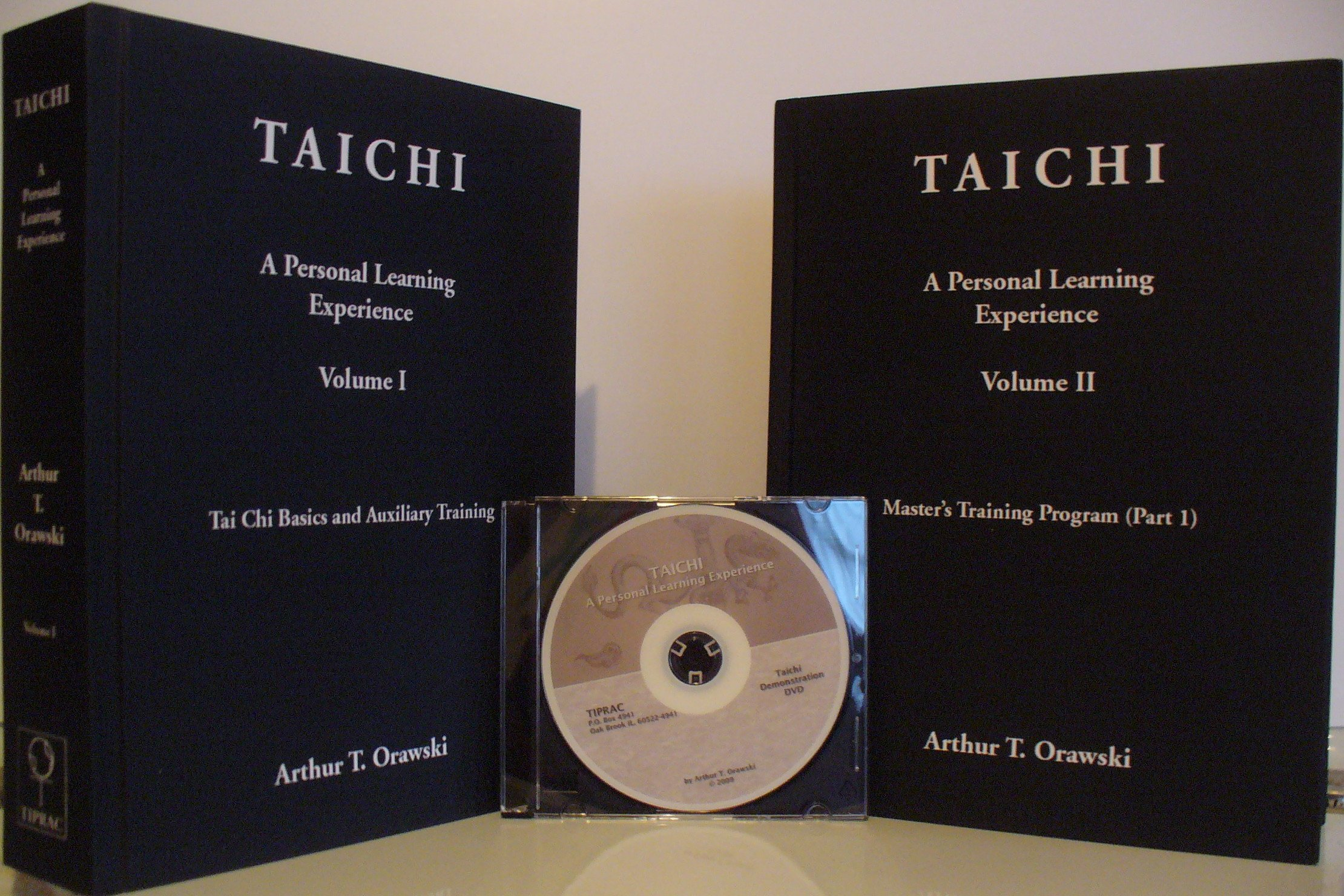 TAICHI: A Personal Learning Experience (Volume I: Tai Chi Basics and Auxiliary Training; Volume II: Master's Training Program (Part 1) pdf epub