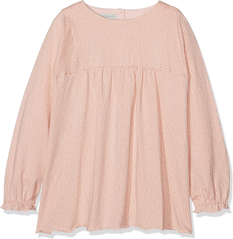 Nanos 2613635926 Camiseta, Rosa Palo, 3 para Niñas: Amazon.es ...