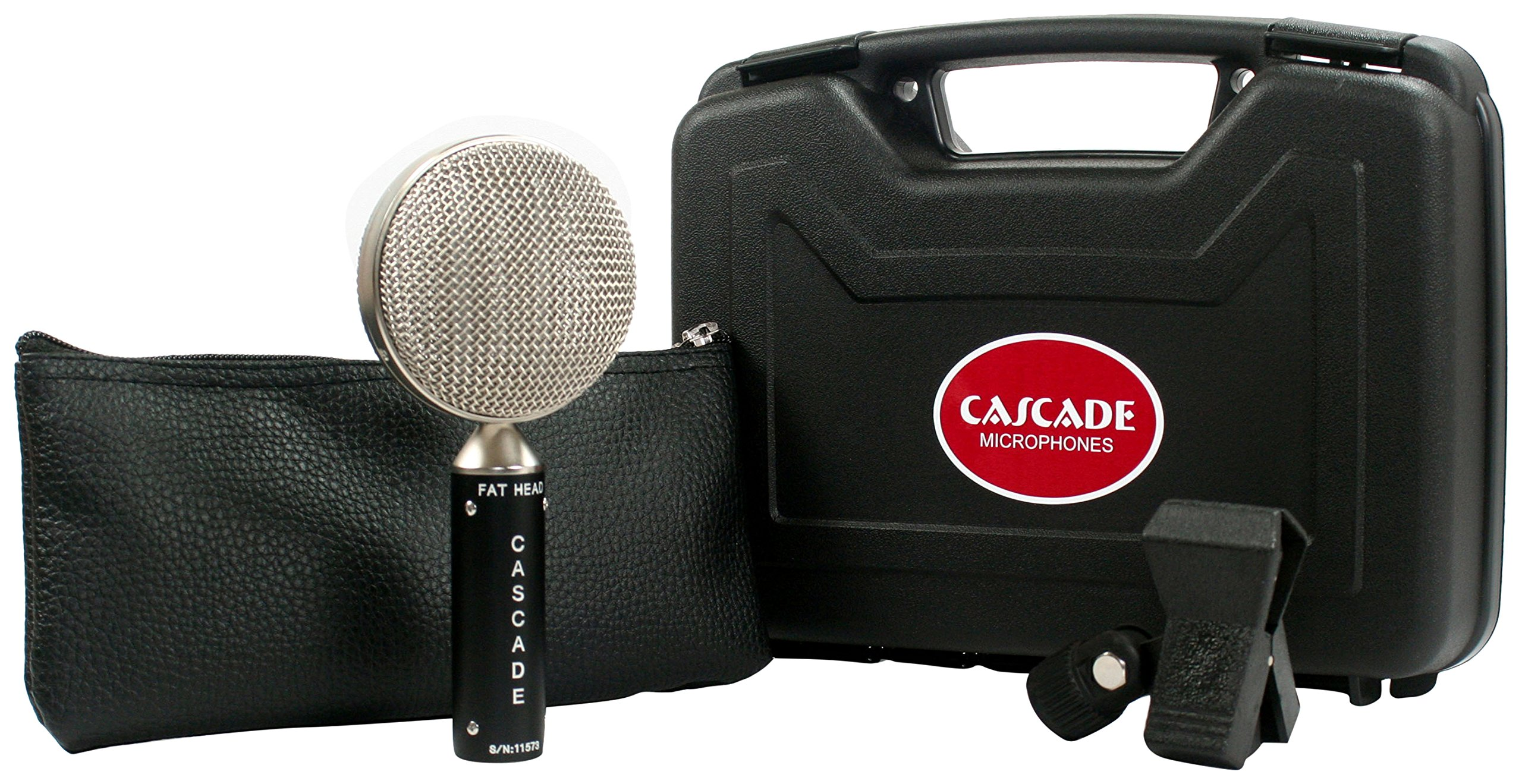 Cascade Microphones 98-B-A Ribbon Microphone by Cascade Microphones