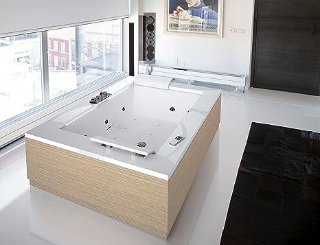 Vasca Da Bagno Per Due : Crespo decorazione vasca da bagno per due persone sense dual