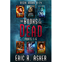 The Books of the Dead, Parts 1-6: Vesik 9-14 (Vesik Series Box Set Book 4) (English Edition)