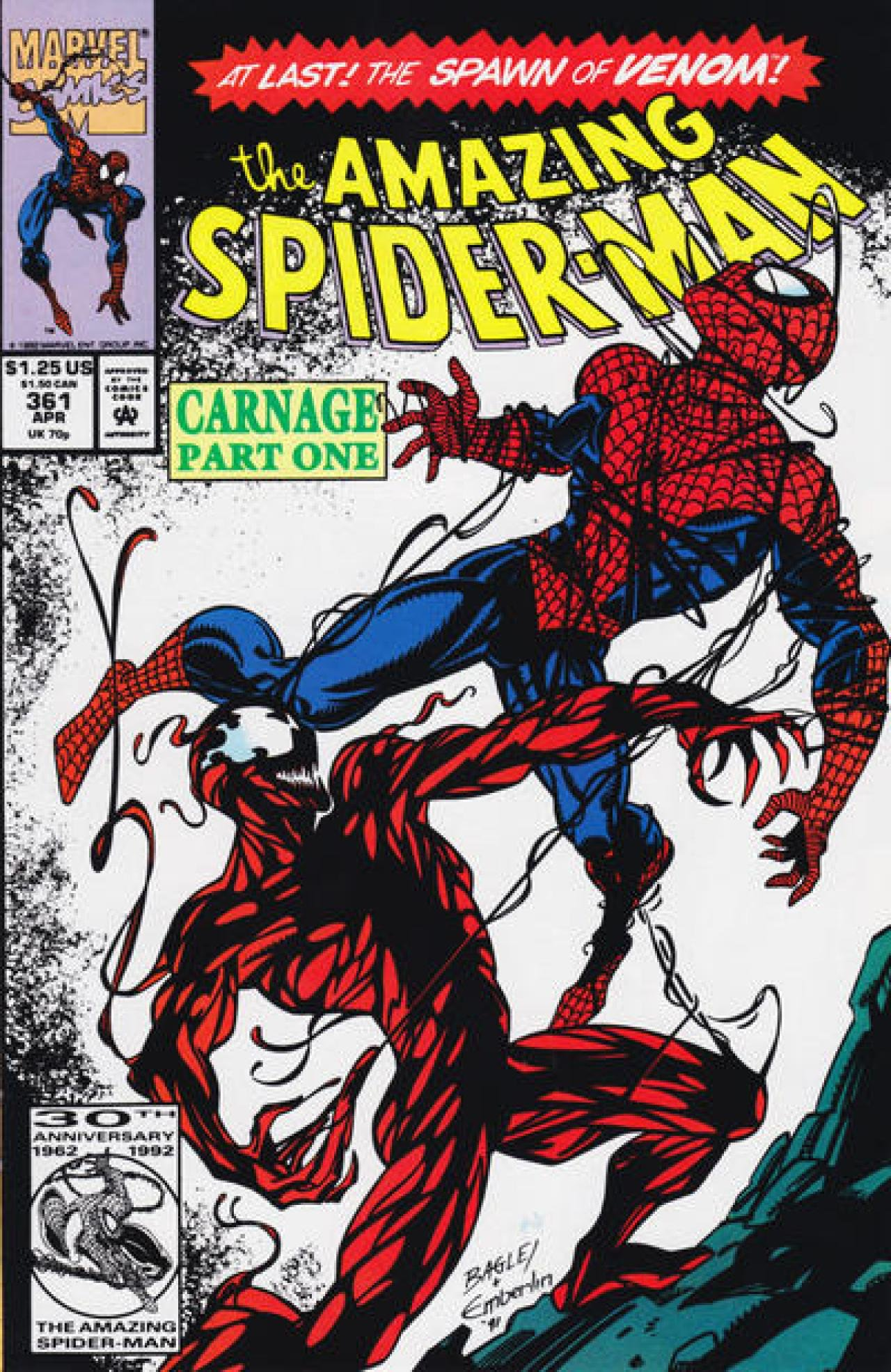 Image result for amazing spiderman 361