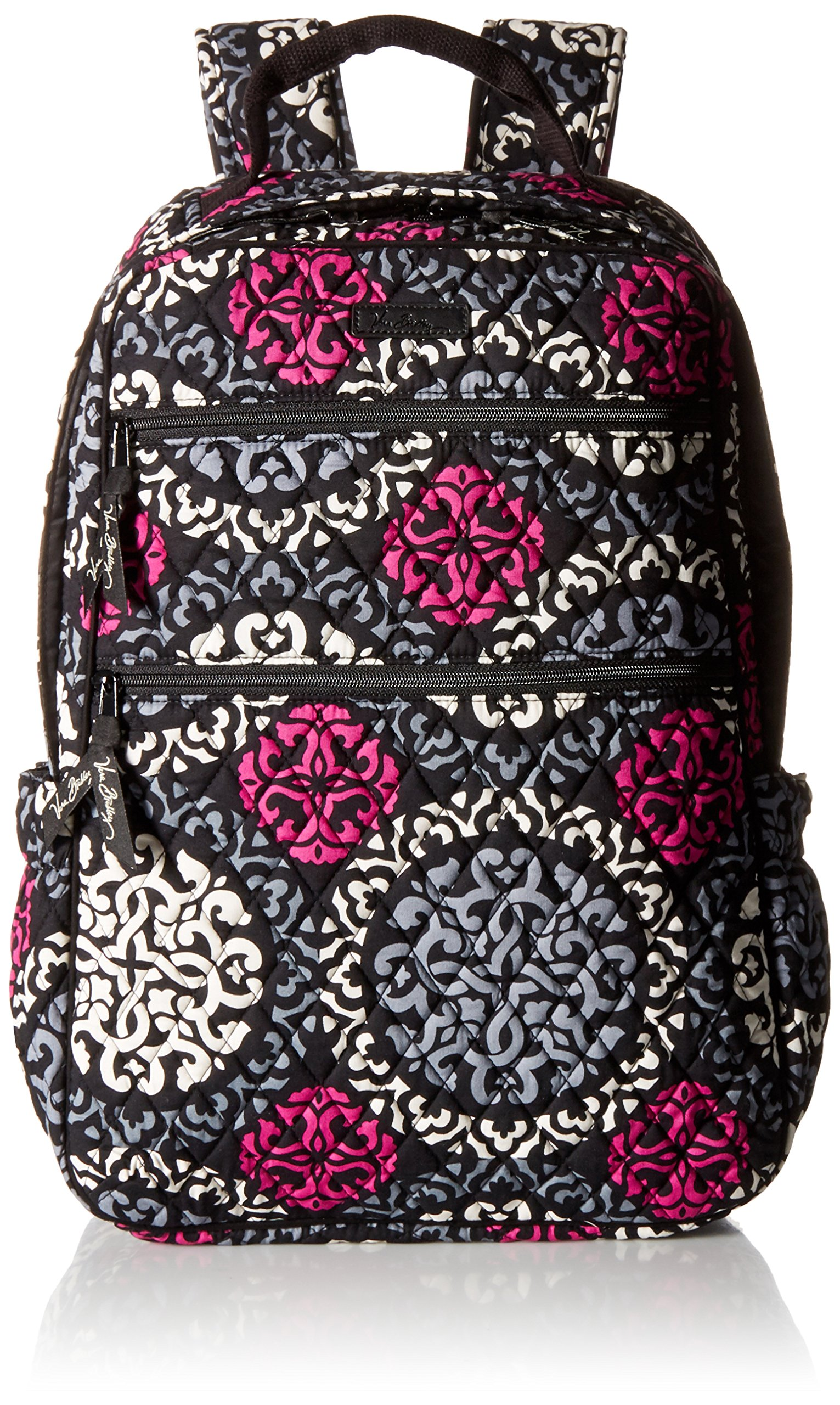 Vera Bradley Women's Tech Backpack Canterberry Magenta One Size