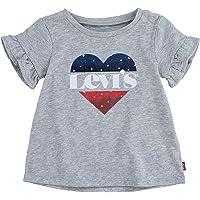 Levi's Kids Camiseta para Bebé-Niñas