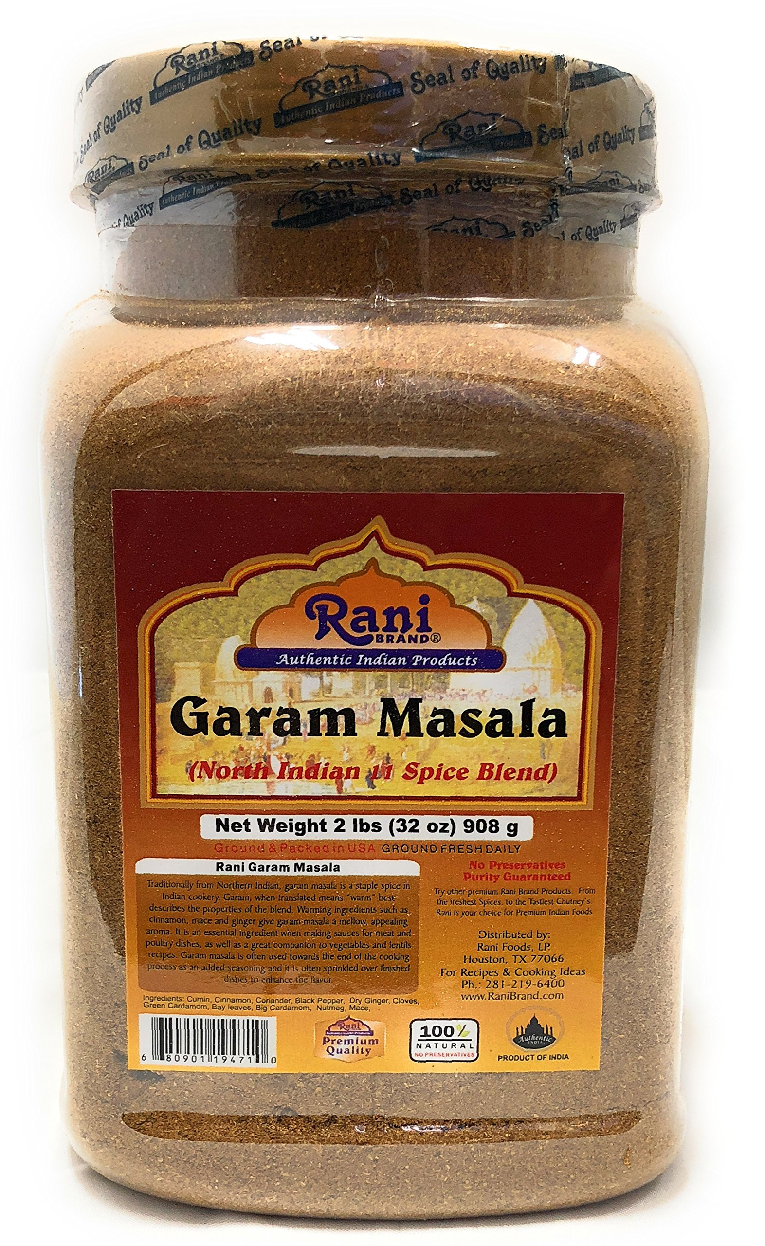 Amazon.com : Rani Asafetida (Hing) Ground 3lbs (1.36kg Value Pack ...